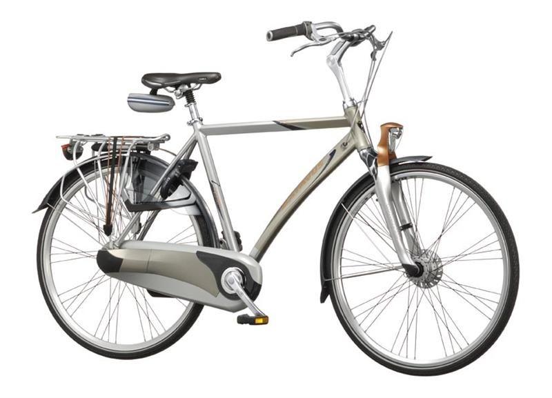 moderne fiets